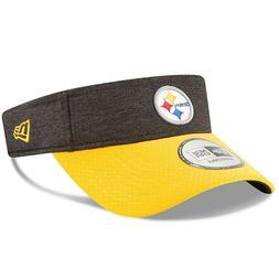 New Era Pittsburgh Steelers Black/Gold 2018 NFL Sideline Hom