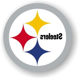 "Pittsburgh Steelers 11 1/2"" Car Magnet"