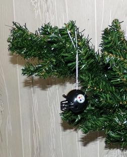 -PITTSBURGH  STEELERS - CHRISTMAS ORNAMENTS