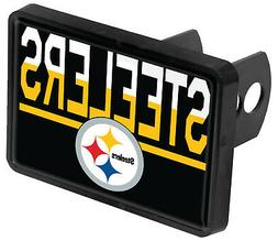 Pittsburgh Steelers Color Duo Tone Universal HITCH Bumper Tr