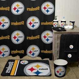 NFL Pittsburgh Steelers Decorative Bath Collection - Shower