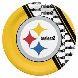Pittsburgh Steelers Disposable Paper Plates 20 Pack Party Ta