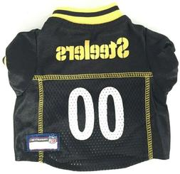 Pittsburgh Steelers Dog Jersey X-LARGE Size XL NFL Football