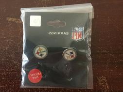Pittsburgh Steelers earrings NFL Football