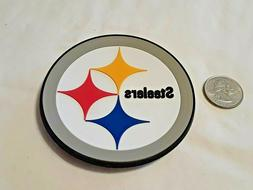 Pittsburgh Steelers flexible car magnet 3.5 inch