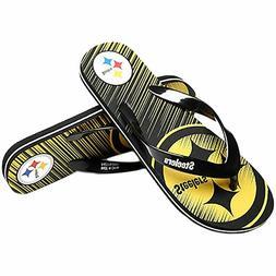 Pittsburgh Steelers Flip Flops Sandals Unisex Water Shoes Me