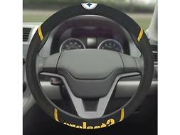 Pittsburgh Steelers FM Premium Embroidered Auto Steering Whe