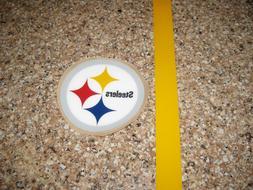 Pittsburgh Steelers  3M football helmet decals and stripe 20