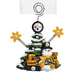 Pittsburgh Steelers Football NFL Team Christmas Tree Photo H