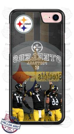 Pittsburgh Steelers Football Players Phone Case for iPhone X