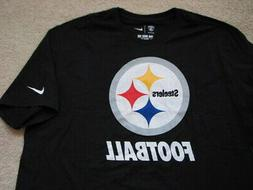 Pittsburgh Steelers Football NIKE T-Shirt XL NFL Equipment T