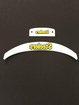 Pittsburgh Steelers Front And Rear Helmet 3D Bumpers For Ful