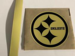 Pittsburgh Steelers Full Size Football Helmet Decals Custom