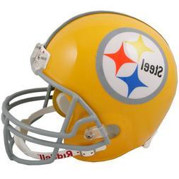 Riddell Pittsburgh Steelers Gold Full-Size Replica Helmet