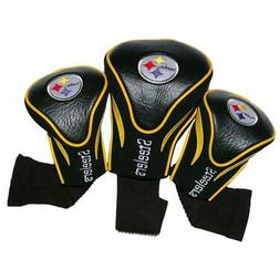 pittsburgh steelers golf club 3 piece contour