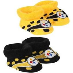 Pittsburgh Steelers Infant Socks Booties