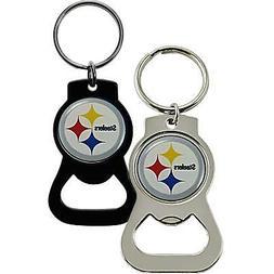 Pittsburgh Steelers Key Chain Bottle Opener Keyring