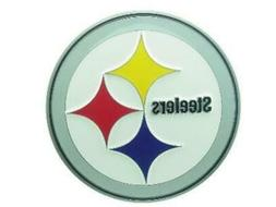 PITTSBURGH STEELERS LARGE NFL TRUCK TRAILER HITCH COVER
