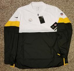 Pittsburgh Steelers Large Nike On-Field Apparel stitched NFL