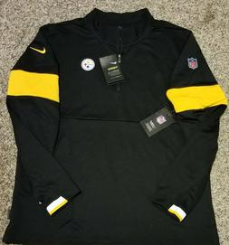 Pittsburgh Steelers Large Nike Therma NFL On-Field Apparel s