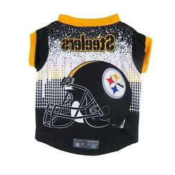 Pittsburgh Steelers Small Pet Performance T Shirt  Dog Puppy