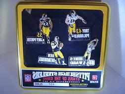 Pittsburgh Steelers Limited Edition Commemorative Star of th