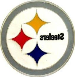 Pittsburgh Steelers Logo Emblem Belt Buckle