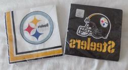 Pittsburgh Steelers Luncheon Napkins