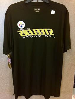 Pittsburgh Steelers Mens Sport T Shirt Size Mens Large Comfo