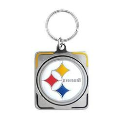 Pittsburgh Steelers Metal Pet Collar Charm  NFL Dog Leash Ch