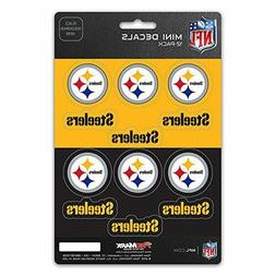 Pittsburgh Steelers Mini Decals Stickers 12 Pack FAST USA SH