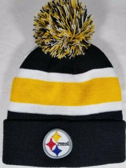 Pittsburgh Steelers NFL - Black, Yellow & White - Unisex Bee