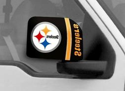 Pittsburgh Steelers NFL Car/Truck Mirror Covers - Size: Larg