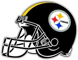 Pittsburgh Steelers NFL Football Car Bumper Locker Notebook