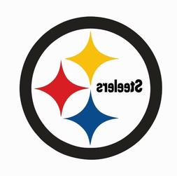 Pittsburgh Steelers NFL Football Color Logo Sports Decal Sti