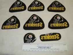 Pittsburgh Steelers NFL Football Cotton Fabric Iron-On Patch