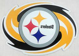 PITTSBURGH STEELERS NFL LICENSED CAR / TRUCK MAGNET BRIGHT C