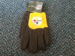 Pittsburgh STEELERS NFL Men's Sport Utility GLOVES by Foreve