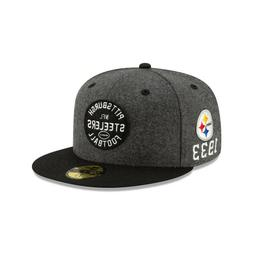 Pittsburgh Steelers NFL On-Field New Era 59FIFTY Established