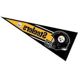 Pittsburgh Steelers Official NFL 30 inch Large Pennant