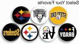"""Pittsburgh Steelers NFL Pin Pinback Button 1 .25"""" Collectibl"""