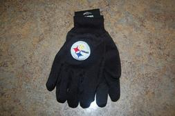 Pittsburgh STEELERS NFL Sport Utility GLOVES Size M Men by F