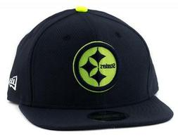 Pittsburgh Steelers New Era NFL Team 9Fifty Hat Snapback Bas