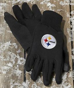 Pittsburgh Steelers NFL Unisex Texting Gloves Football Team
