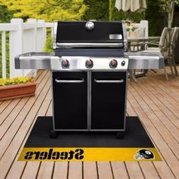 pittsburgh steelers nfl vinyl grill