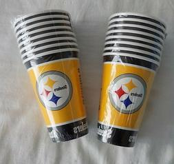 Pittsburgh Steelers Paper Cups