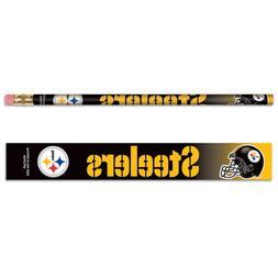 pittsburgh steelers pencils 6 pack