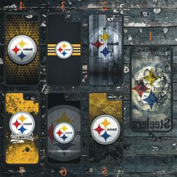 PITTSBURGH STEELERS PHONE CASE COVER FITS iPHONE 7 8 X 11 SA