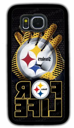 PITTSBURGH STEELERS PHONE CASE FOR SAMSUNG GALAXY NOTE 3 S4