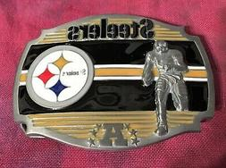PITTSBURGH STEELERS PLAYER BELT BUCKLE NFL BUCKLES NEW